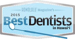 2015 Best Dentist Honolulu